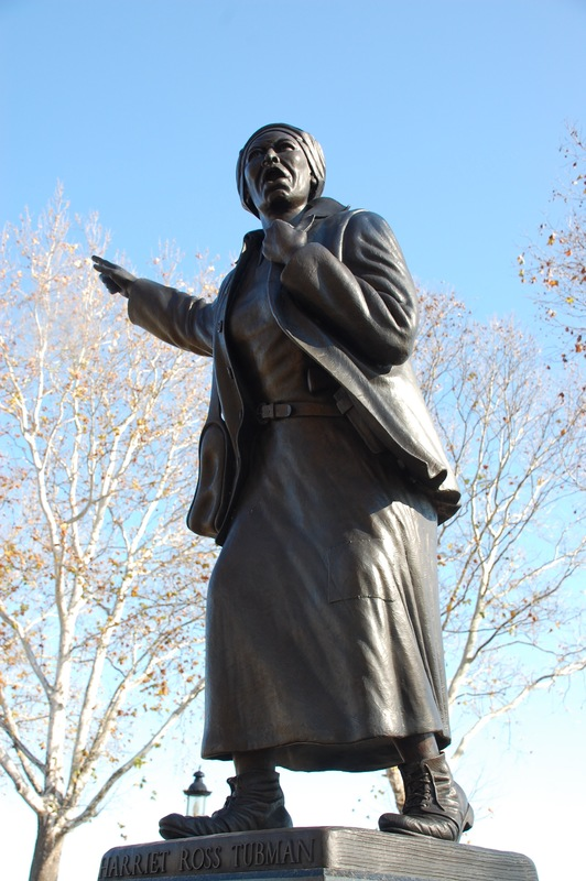 <i>Harriet Ross Tubman Memorial</i>