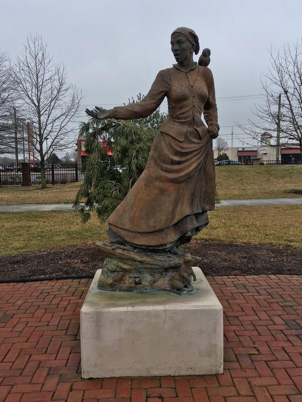 <i>Harriet Tubman (Salisbury University)<br /></i>