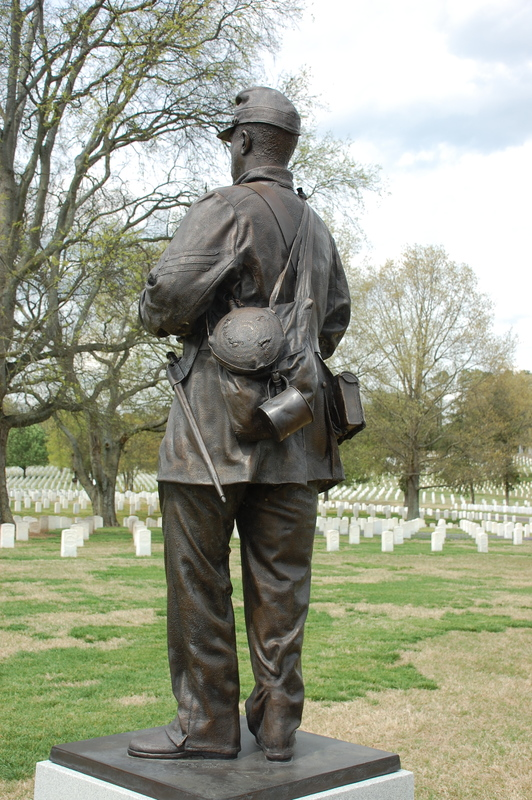 United States Colored Troops National Monument_TN_Back.JPG