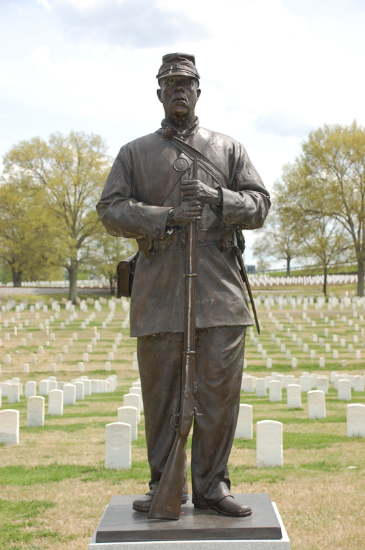 United States Colored Troops National Monument_TN_Full Length.JPG