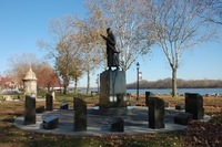 Harriet Ross Tubman Memorial (Briston, PA)