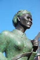 <i>Swing Low: Harriet Tubman Memorial</i>