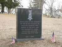 African-American Soldier Monuments, Danbury.jpg